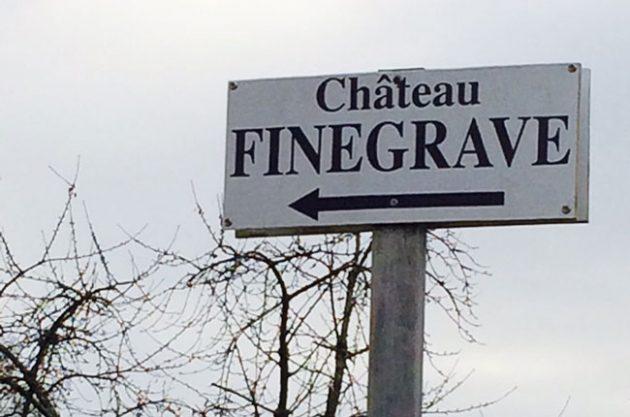 Château Fingrave, St-Julien, Bordeaux