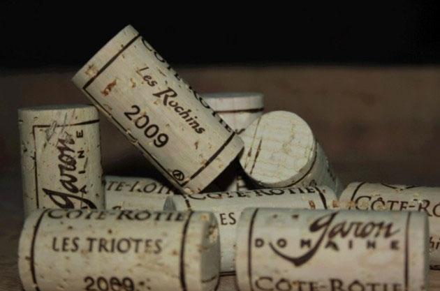 Domaine Garon, Côte Rotie wines