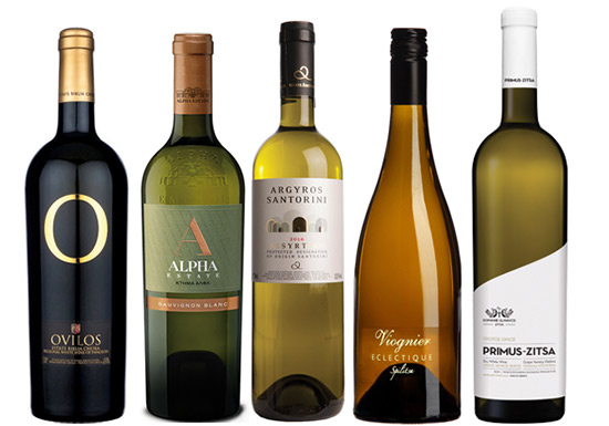 Greek White Wines To Drink This Summer