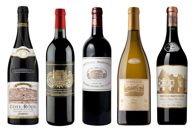 Jane Anson's top 10 fine wines of 2015