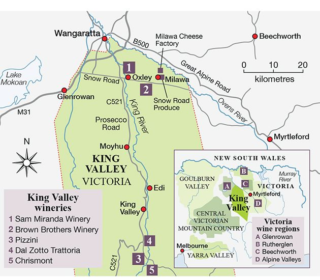 King Valley travel guide Decanter