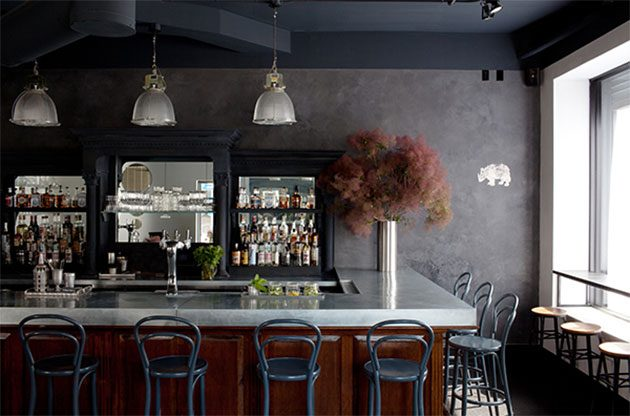 New York wine bar Vinateria