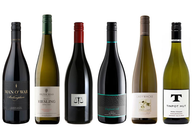 New Zealand wines to try