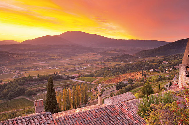Mont Ventoux, Decanter magazine 2015