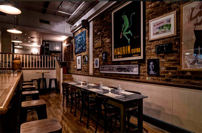 Top London wine bars