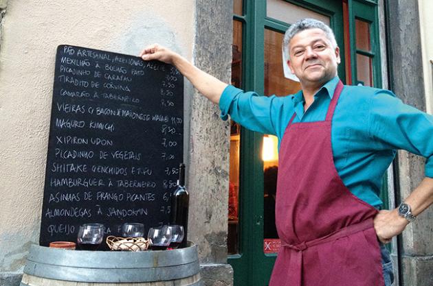 Lisbon restaurants, Taberna da Rua das Flores