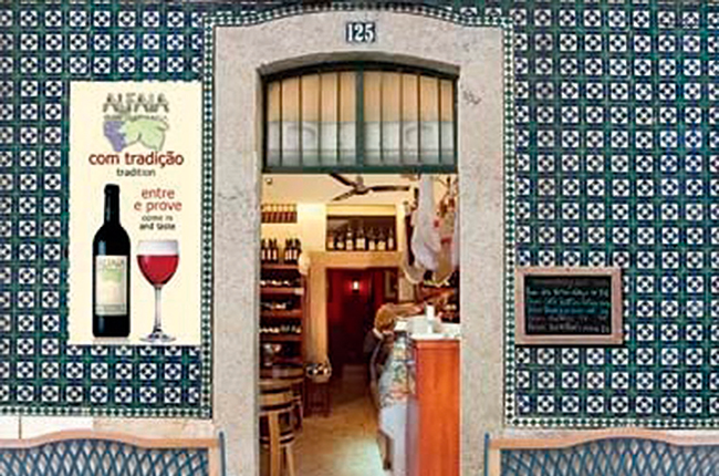 Lisbon restaurants and bars