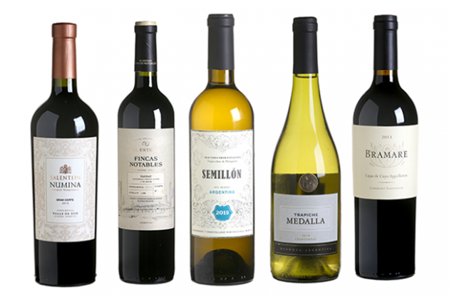 Argentina Wine Awards 2016