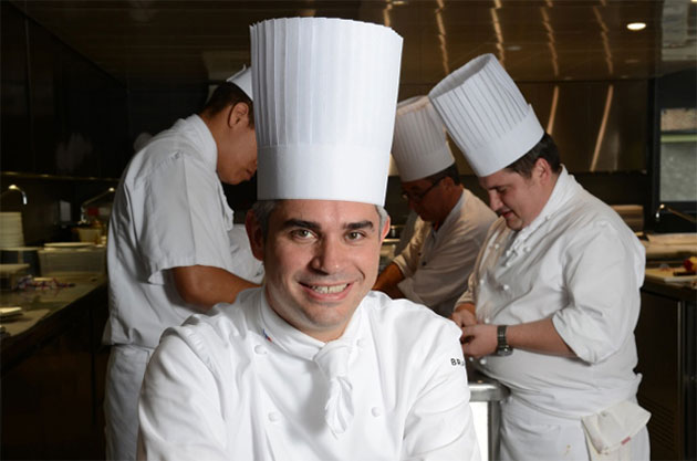 Benoit Violier was named the 'world's best chef' in 2015.