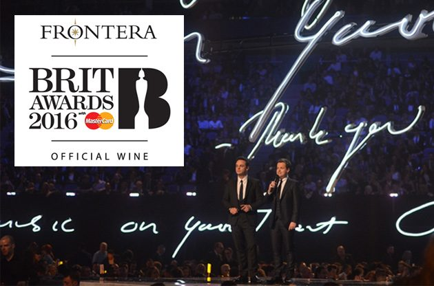 Brit Awards Wine