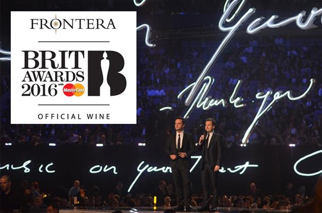 Brit Awards Wine