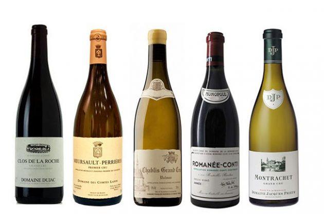 Burgundy 2014 top scoring