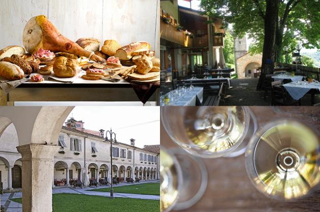 Friuli restaurants