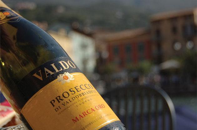 Prosecco wine