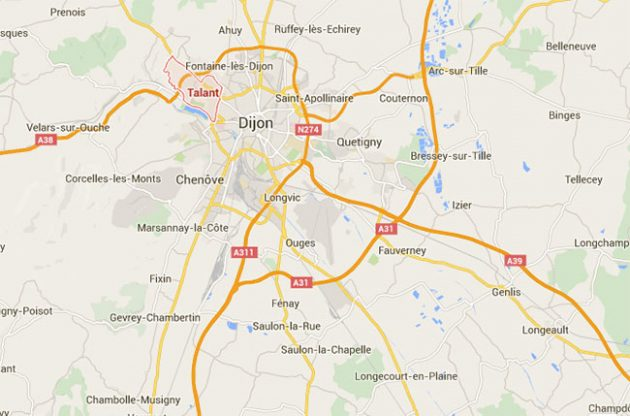 Talant, Burgundy, Crémant de Talant