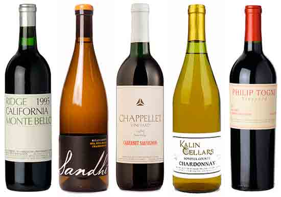 William Kelley's top 10 American fine wines of 2015