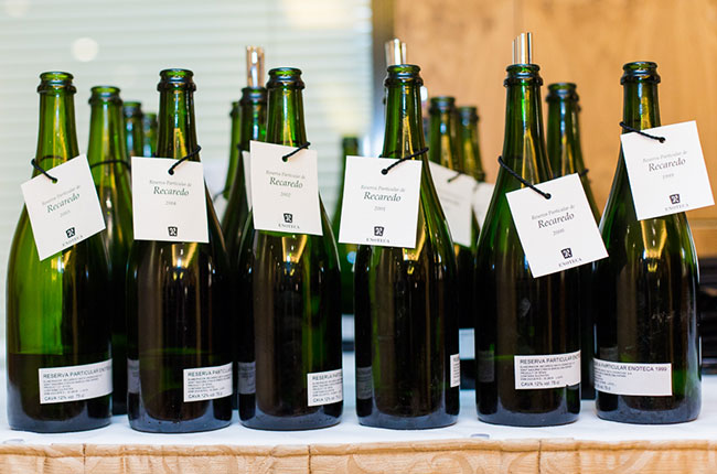 Decanter Spain & Portugal encounter, Cava classification