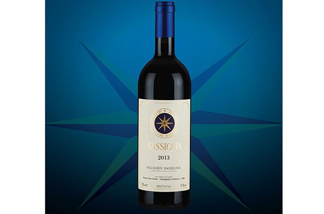 sassicaia 2013 release