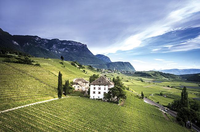 Castel Ringberg, Alto Adige