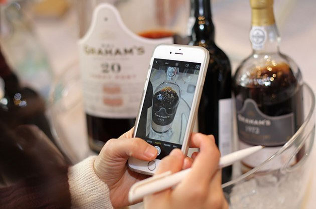 Decanter Shanghai Fine Wine Encounter in November 2015
