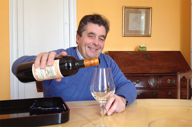Denis Dubourdieu, Decanter