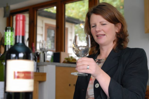 Heather Dougherty DWWA Judge