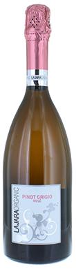 La Jara, Pinot Grigio Brut Rosé NV