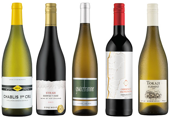 Lidl Easter Wine Cellar Collection