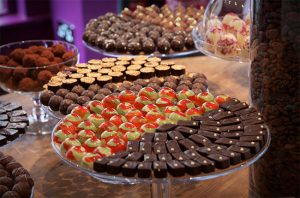 How to pair wine with chocolate, Paul a Young