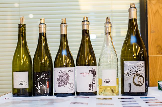priorat wine region spain