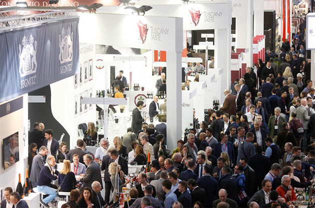 Insider view of Prowein 2016.