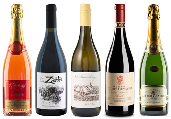 Wine Society new releases