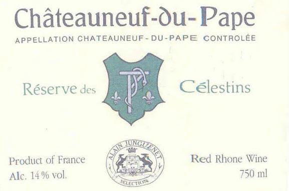 Reserve des Celestins