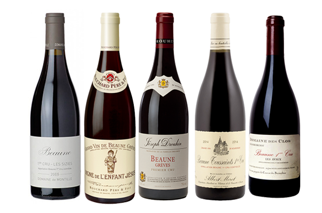 value red Beaune