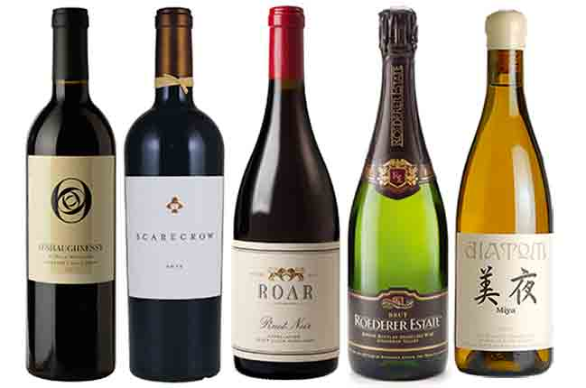 10 exciting california wines to try decanter for California wine