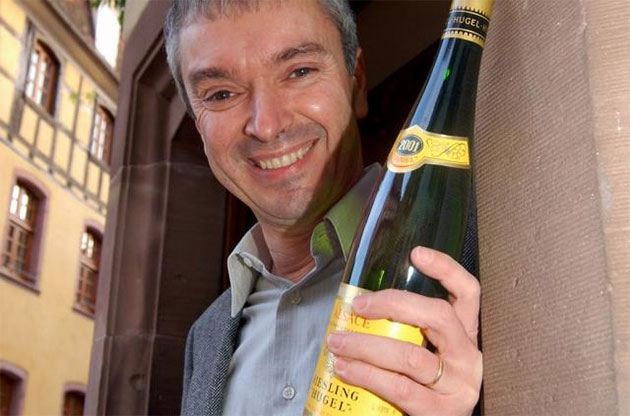 Etienne Hugel, Alsace wine, decanter