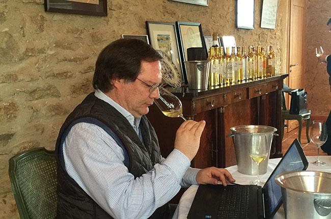 Ian D'Agata tastes 2015 Sauternes and Barsac en primeur wines.