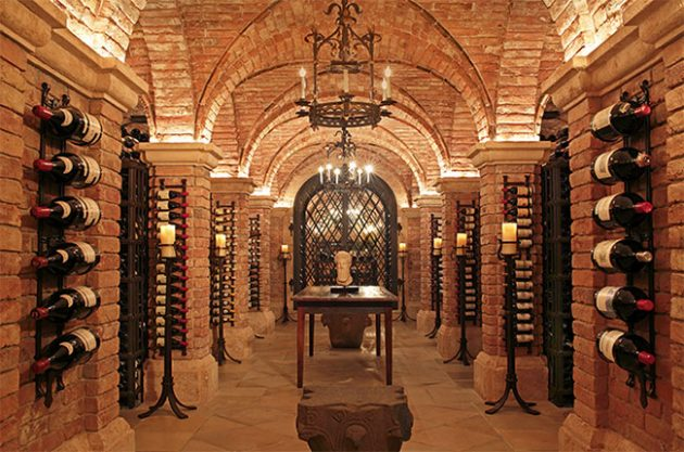 Bill Koch's wine cellar, bill koch auction