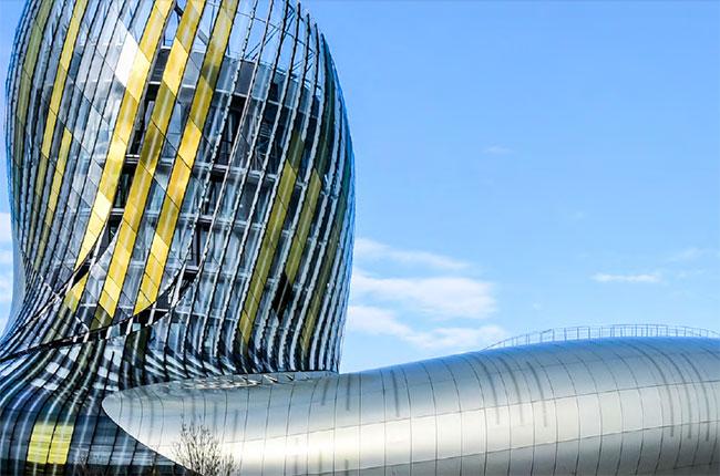 Bordeaux Cité du Vin, wine theme park