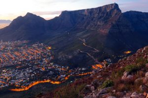 Cape Town Restaurants and Bars