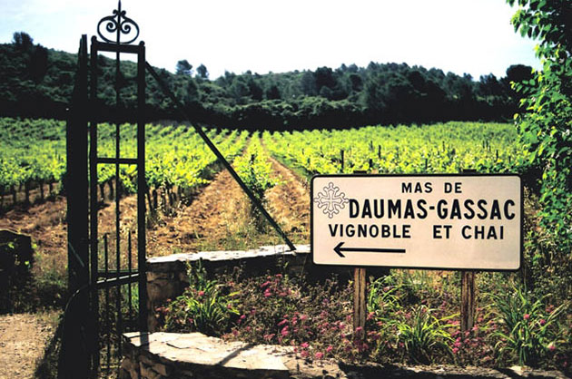 Mas de Daumas Gassac, Languedoc