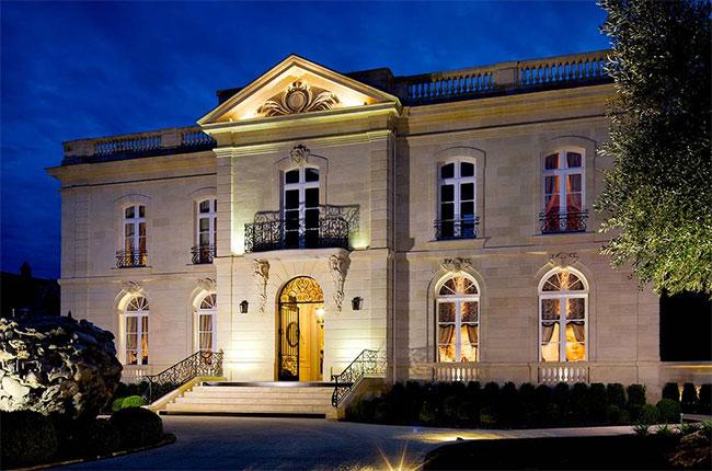 La Grande Maison in Bordeaux.