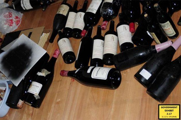 Rudy Kurniawan wines, FBI, sour grapes film
