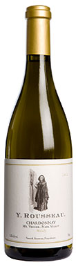 Y Rousseau, Milady Chardonnay 2012