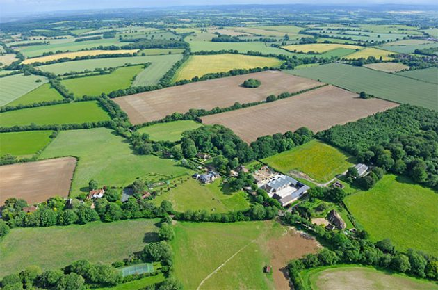 Hattingley Valley, english wine