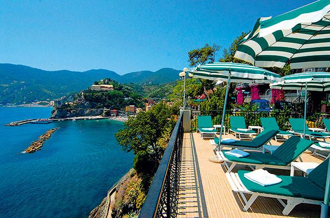 Cinque Terre restaurants, hotels