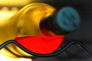 keeping wine in the fridge