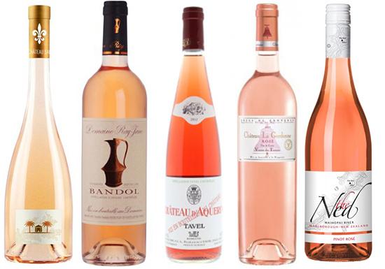 award winning rosé