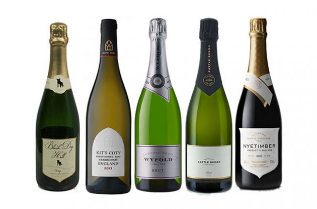 Best English wines