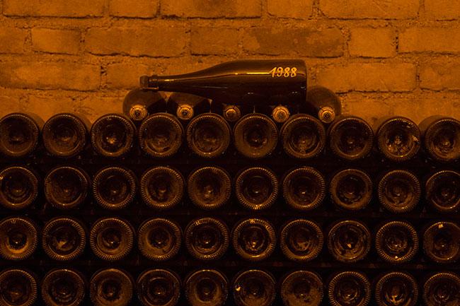 Bollinger 1988, vintage champagne
